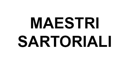 MAESTRI-SARTORIALI